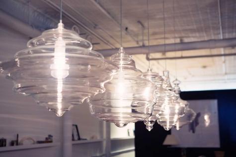Lasvit chandeliers