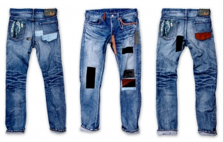 FreeCity Jeans, Made in Japan, Given Love in L.A.
