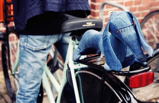 Maison Indigo's Recycled Denim Pets