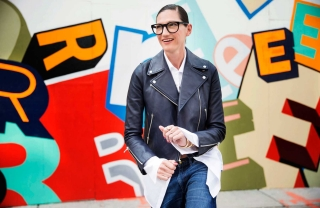 Jenna Lyons. In Her Jeans. Enough Said.