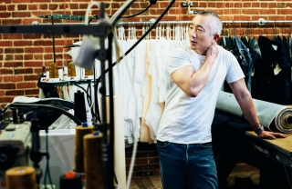 Jonathan Cheung's Aha Moments in Levi's Eureka Lab