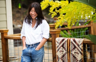 Kaede Matsumoto, a Vision in (and for) Levi's