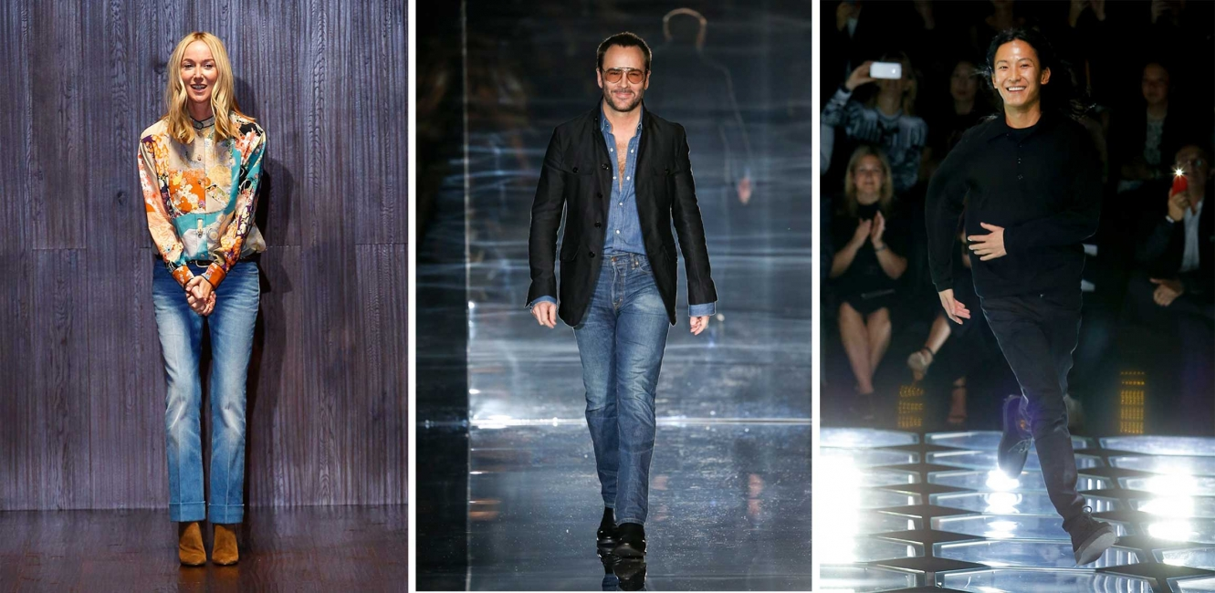 The last look of fashion: jeans for 168
