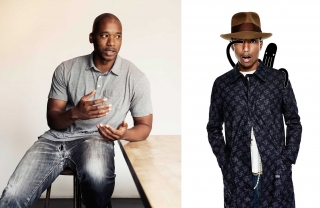 How Bionic Yarn's Tyson Toussant Met G-Star and Pharrell and Made Jeans