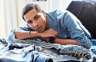 Balmain's Olivier Rousteing Redefines the Codes