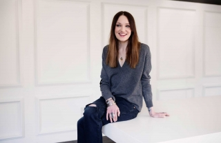 Net-a-Porter's Octavia Bradford and Levi's Make 501CT Magic