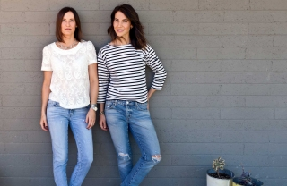 Kelly Urban and Misty Zollars Are AMO Denim
