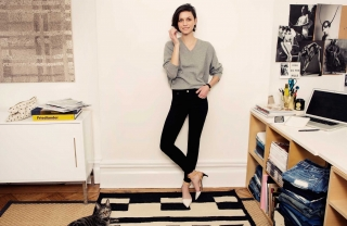 Jean of the Week: Velvet by Graham & Spencer's Toni Skinny