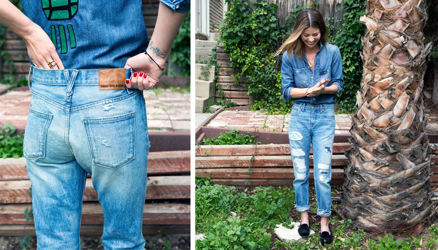 0c37757a2bd50 Our Look, J.Crew's Jeans: A Love Story - Jean STORIES