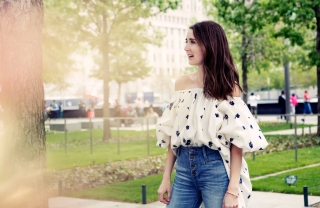 Jean of the Week: Becky Malinsky's Madewell Flea Market Flares