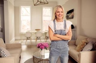 Jessie Randall: The Shoe Guru's Overalls