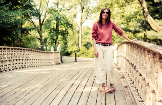 Jean of the Week: Mallory Schlau's Simon Miller Crops