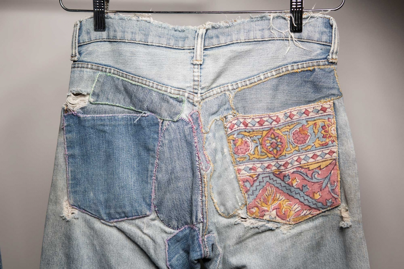 Buckle Back Denim