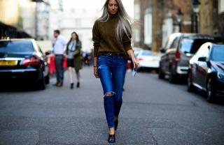 Sarah Harris, Street Style Hero