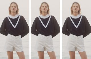 Three's Company: 3×1, The Line, and JS Do Chic Shorts